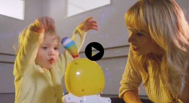 Kimberly and Willow Star in new campaign for Fisher Price
