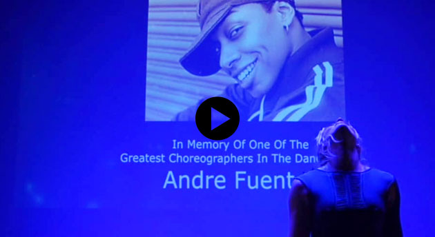 My tribute to Andre Fuentes