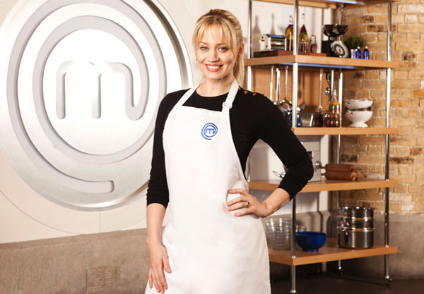 Kimberly Wyatt MasterChef