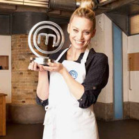 Kimberly Wyatt Celebtrity MasterChef Winner 2015