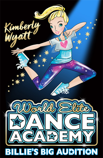 World Elite Dance Academy – book series